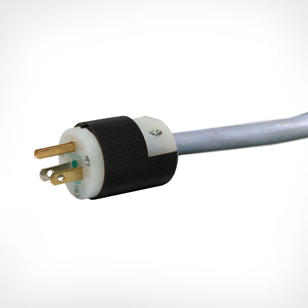 Detachable Power Cord
